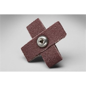 "Picture of 51141-27373 3M Cross Pad 341D,1-1/2""x 1-1/2""x 1/2""P120 X-weight"