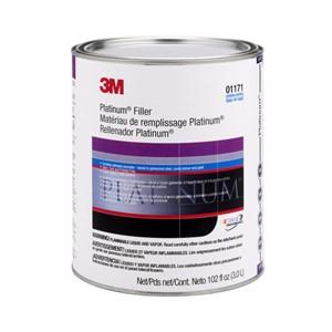 Picture of 51593-01171 3M Platinum Filler,01171,1 Gallon (US)