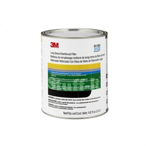 Picture of 51593-01183 3M Long Strand Reinforced Filler,01183,1 Gallon (US) Can