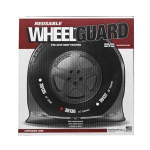 "Picture of 51593-30136 3M Marson Kwikee Heavy-Duty Canvas Wheel Masker 4 pack,30136,15"""