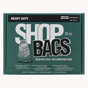 Picture of 51593-30210 3M Marson Kwikee Heavy-Duty Shop Bags,30210,55 Gallon