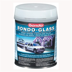 Picture of 76308-00272 3M Bondo Bondo-Glass Reinforced Filler,272,1 Quart