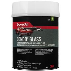 Picture of 76308-00274 3M Bondo Bondo-Glass Reinforced Filler,274,1 Gallon
