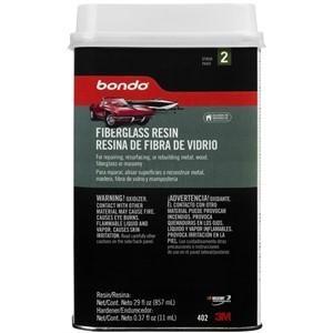 Picture of 76308-00402 3M Bondo Fiberglass Resin,402,1 Quart