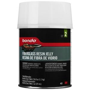 Picture of 76308-00432 3M Bondo Fiberglass Resin Jelly,432,1 Quart