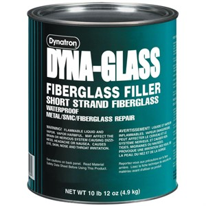 Picture of 76308-00464 3M Dynatron Dyna-Glass Short Strand,464,1 Gallon (US) Can