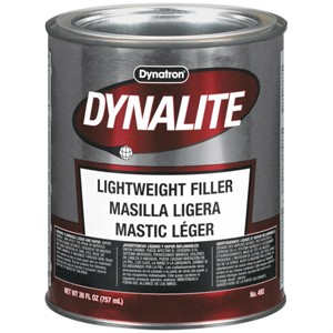 Picture of 76308-00492 3M Dynatron Dynalite Body Filler,492,1 Quart (US)