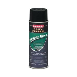 Picture of 76308-00802 3M Bondo Easy Finish Bumper Black,802,12 oz