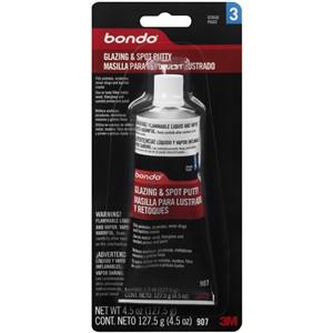 Picture of 76308-00907 3M Bondo Glazing & Spot Putty,00907,4.5 oz