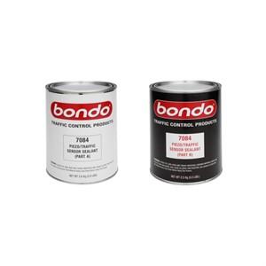 Picture of 76308-07084 3M Bondo Traffic,Sensor Sealer,7084,1 Gallon (US) Can