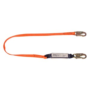 Picture of 78371-00033 3M-SafeAbsorb Energy Absorbing Lanyard W/Snap Hooks 3511,4ft.