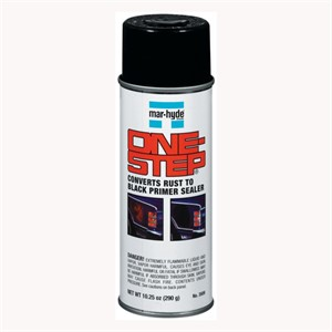 Picture of 83463-35091 3M Mar-Hyde One-Step Rust Converter-aerosol,3509,10 oz