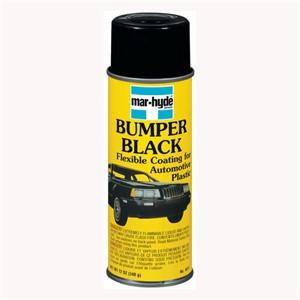 Picture of 83463-49111 3M Mar-Hyde Bumper Black Flexible Coating for Automotive Plastic-Aerosol,4911,12 oz