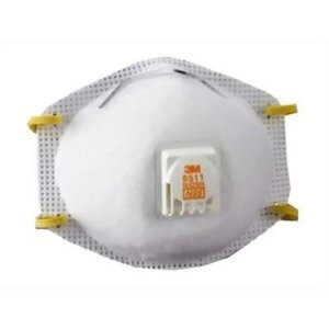 Picture of 51138-54343 3M Particulate Respirator,8511,Series/N95