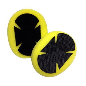 Picture of 93045-93668 3M Peltor G79 Series Motorsport Helmet Pad DK054,Yellow Foam,