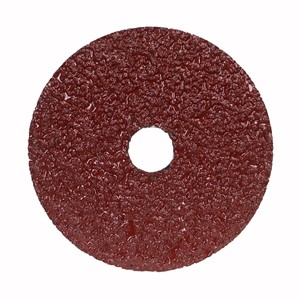 "Picture of 055395-10695 Norton FIBER DISCS Fiber (Merit FX370),9-1/8""x7/8"",120 Grit"