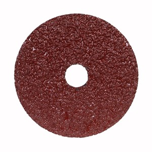 "Picture of 055395-10701 Norton FIBER DISCS Fiber (Merit FX370),9-1/8""x7/8"",36 Grit"