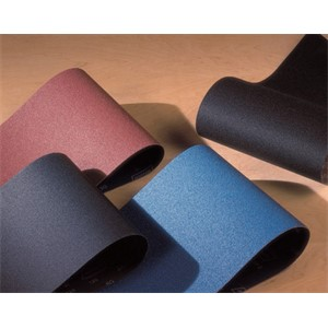 Picture of 076607-02906 Norton WIDE BELTS A/O F Wt Paper,25x75,100 Grit