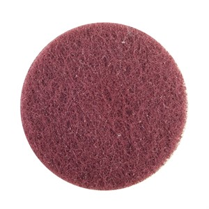 "Picture of 088341-63559 Norton Merit Powerlock High Strength Buffing Disc,3"",Type 3,Grit Very Fine"