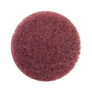 """Picture of 088341-63987 Norton Merit Powerlock High Strength Buffing Disc,2"""",Type 3,Grit Very Fine"""