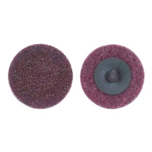"Picture of 088341-66290 Norton Merit Abrasives Surface Conditioning Disc,M Grit,2"",Turn-On,Type R"