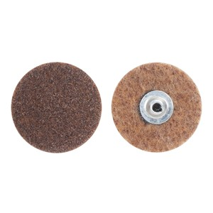 "Picture of 088341-66319 Norton Merit Abrasives Quick-Change Surface Conditioning Discs,Type II,3"",Coarse"