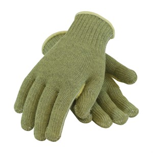 Picture of 07-KA700/L PIP Acp Techology/Dupont Kevlar 7 Gauge Seamless Knit,Polyester Lined,Green,L
