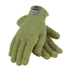 Picture of 07-KA720/L PIP Acp Techology/Dupont Kevlar 7 Gauge Seamless Knit,100% Kevlar Lined,Green,L
