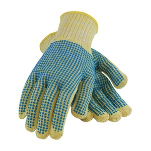 Picture of 08-K252/L PIP Kut-Gard Kevlar Gloves,Kevlar/Cotton Plated,7 Gauge,L