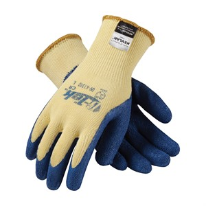 Picture of 09-K1310/L PIP Kevlar Latex Coated Glove,Blue,L
