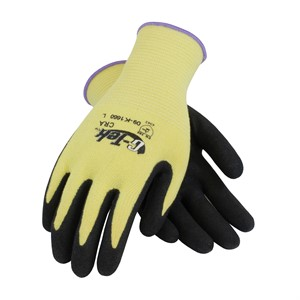 Picture of 09-K1660/L PIP Kevlar With Microsurface Nitrile Coated Palm & Fingers,L