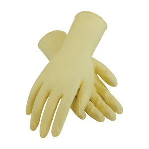 "Picture of 100-323010/L PIP Cleanteam Class 10 Cleanroom Latex,12"" Length 5 Mil.,L"
