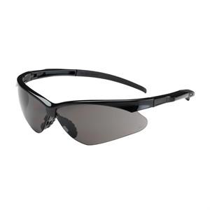 Picture of 250-28-0001 PIP Adversary Eyewear,Gray Poly Lens,Semi-Rimless Black Frame