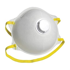 Picture of 270-2050 PIP Particulate Respirator,N95,Cone Style With Valve And Adjustable Nose