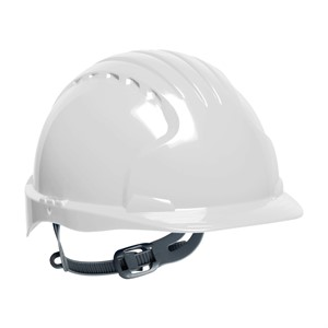 Picture of 280-EV6121-10 PIP Evolution 6121 Hard Hat,White,ANSI Z89.1-2009 Type I,Class E
