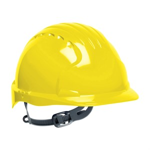 Picture of 280-EV6121-20 PIP Evolution 6121 Hard Hat,Yellow,ANSI Z89.1-2009 Type I,Class E