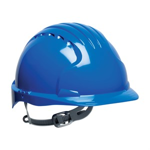 Picture of 280-EV6121-50 PIP Evolution 6121 Hard Hat,Blue,ANSI Z89.1-2009 Type I,Class E
