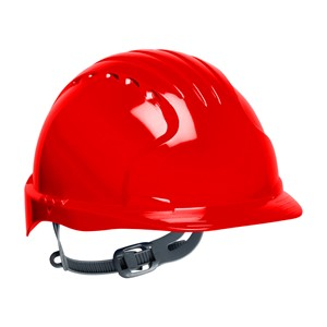 Picture of 280-EV6121-60 PIP Evolution 6121 Hard Hat,Red,ANSI Z89.1-2009 Type I,Class E