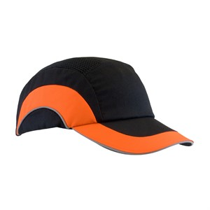 Picture of 282-ABR170-18 PIP Hardcap A1+ Bump Cap,Black/Hi-Vis Orange