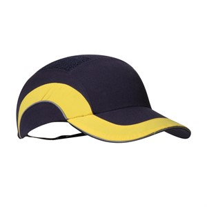 Picture of 282-ABR170-52 PIP Hardcap A1+ Bump Cap,Navy/Yellow
