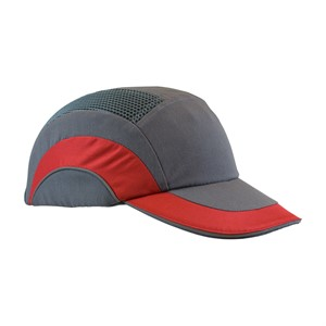 Picture of 282-ABR170-62 PIP Hardcap A1+ Bump Cap,Red/Gray