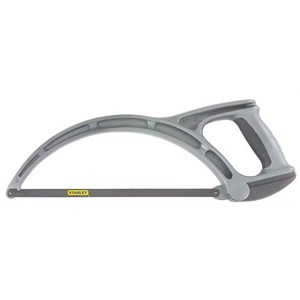 "Picture of 15-892K Stanley Hacksaw Frame,Composit hacksaw,12"" fixed blade,4"",AKA/Hand saw"