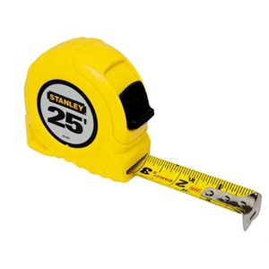"Picture of 30-455 Stanley Tape Rule,1""x25'"