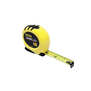 "Picture of 30-812 Stanley Tape Measure,3/4""x16' LEVERLK TAPE RULE"
