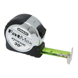 Picture of 33-895 Stanley Tape Measure,FATMAX XTREME 30' TAPE