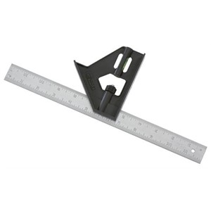 Picture of 46-012 Stanley Combo Square,COMBINATION SQUARE 12