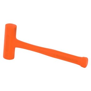 Picture of 57-543 Stanley Soft Face Hammer,21 OZ. COMPO-CAST SLIMLIN