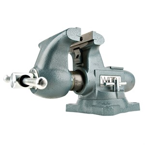 """Picture of 63201 Wilton 1765,Tradesman Vise,6-1/2""""Jaw Width,6-1/2"""" Jaw,4"""""""