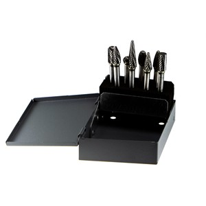 Picture of Drillco - 8 Piece Carbide Bur Set