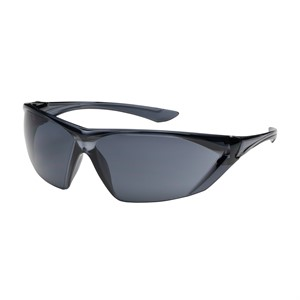 Picture of 250-31-0021 PIP Bullseye Eyewear,Gray Poly Lens,Gray Bayonet Temples,9 Base